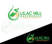 Lilac Hill Greenhouse Logo - Entry #71