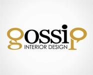 Gossip Interior Design Logo - Entry #91