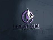Local Girl Aesthetics Logo - Entry #89