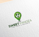 Sweet Pangea Logo - Entry #157