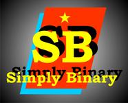 Simply Binary Logo - Entry #192