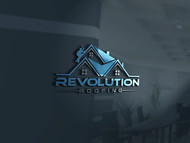 Revolution Roofing Logo - Entry #234