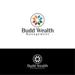 Budd Wealth Management Logo - Entry #293