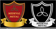 Medieval Metal Logo - Entry #49