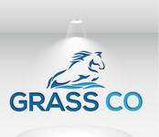 Grass Co. Logo - Entry #87