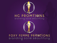 HG Promotions /  Foxy Femme Promotions  Logo - Entry #13