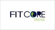 FitCore District Logo - Entry #86