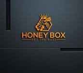 Honey Box Logo - Entry #34