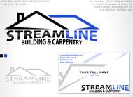 STREAMLINE building & carpentry Logo - Entry #19