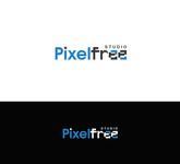 PixelFree Studio Logo - Entry #21