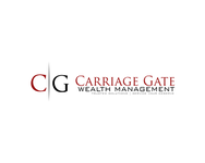 Carriage Gate Wealth Management Logo - Entry #123
