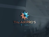 The Air Pro's  Logo - Entry #172
