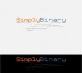 Simply Binary Logo - Entry #11