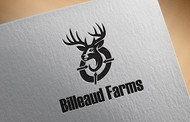 Billeaud Farms Logo - Entry #1