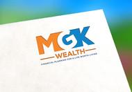MGK Wealth Logo - Entry #390