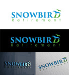 Snowbird Retirement Logo - Entry #94