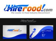 iHireFood.com Logo - Entry #119