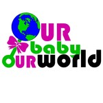Logo for our Baby product store - Our Baby Our World - Entry #20