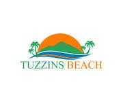 Tuzzins Beach Logo - Entry #40