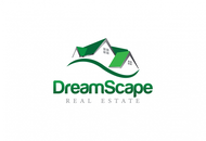 DreamScape Real Estate Logo - Entry #48
