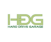 Hard drive garage Logo - Entry #1