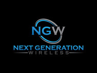 Next Generation Wireless Logo - Entry #181