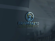 Frappaketo or frappaKeto or frappaketo uppercase or lowercase variations Logo - Entry #53