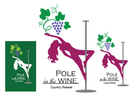 Pole in the Wine Country Retreat  Logo - Entry #5
