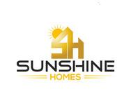 Sunshine Homes Logo - Entry #167