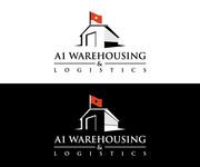 A1 Warehousing & Logistics Logo - Entry #193