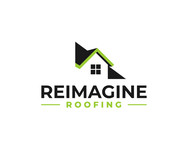 Reimagine Roofing Logo - Entry #352