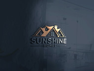 Sunshine Homes Logo - Entry #448