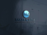 Baker & Eitas Financial Services Logo - Entry #53