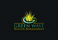 Green Wave Wealth Management Logo - Entry #472