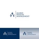 ALLRED WEALTH MANAGEMENT Logo - Entry #548