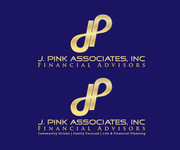 J. Pink Associates, Inc., Financial Advisors Logo - Entry #390