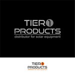 Tier 1 Products Logo - Entry #517
