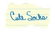 Cute Socks Logo - Entry #139