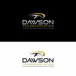 Dawson Transportation LLC. Logo - Entry #9