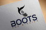 Boots and Birdies Logo - Entry #79