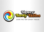 Topsey turvey tables Logo - Entry #127