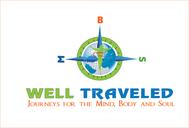 Well Traveled Logo - Entry #11