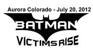 Batman Movie Aurora Colorado Logo - Entry #50