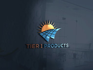 Tier 1 Products Logo - Entry #489