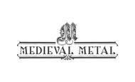 Medieval Metal Logo - Entry #46