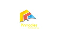 Pinnacles Real Estate Group  Logo - Entry #85