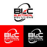 BLC Electrical Solutions Logo - Entry #217