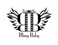 Ba Ba Bling baby Logo - Entry #108