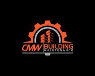 CMW Building Maintenance Logo - Entry #172