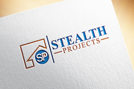 Stealth Projects Logo - Entry #354